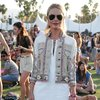 Kate Bosworth na Coachella Festival, 2015