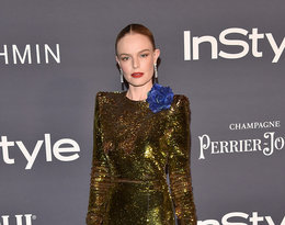 Kate Bosworth w błyszczącej kreacji