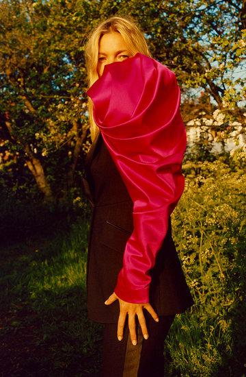 Kate Moss w kampanii Alexander McQueen na jesień 2019