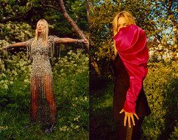 Kate Moss w jesiennej kampanii domu mody Alexander McQueen!