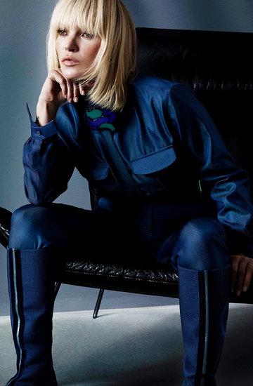 Kate Moss w kampanii Giorgio Armani na jesień 2019/20