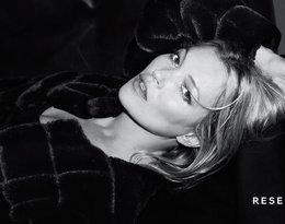 Kate Moss w najnowszej reklamie Reserved