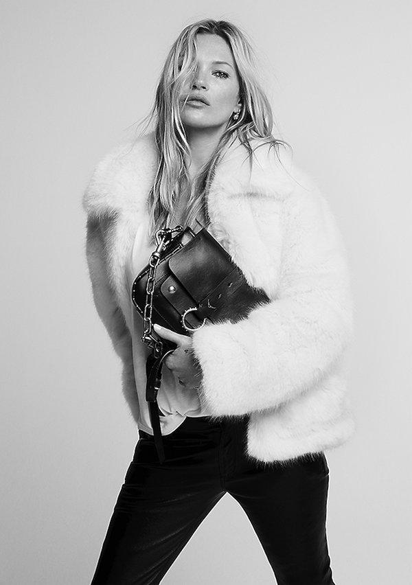 Kate Moss zaprojektowała kolekcję toreb dla Zadig & Voltaire