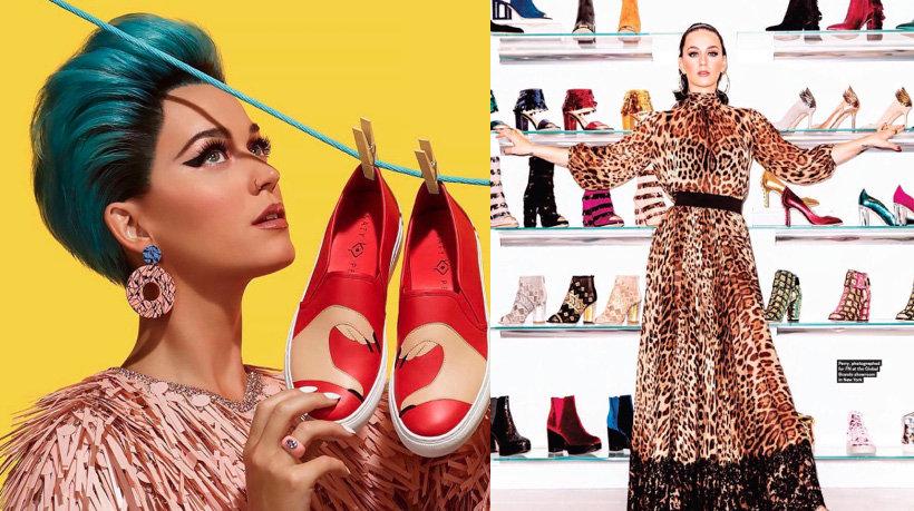 Katy Perry kolekcja butów
