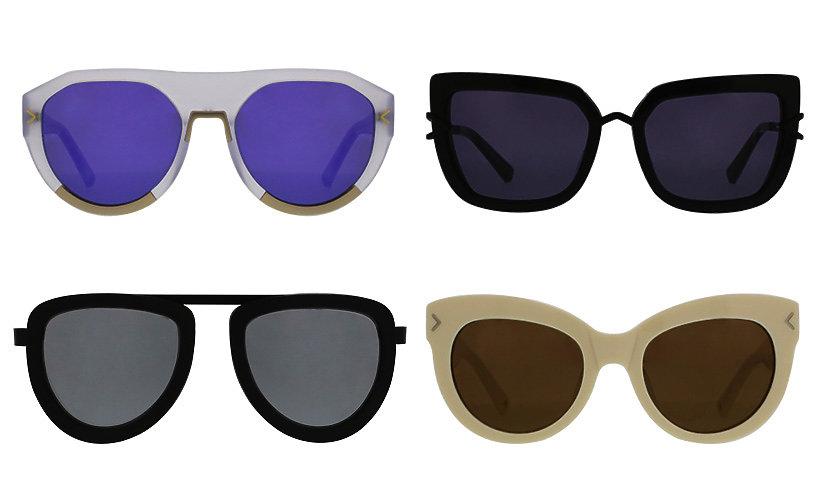 Kendall Jenner, Kylie Jenner zaprojektowały linię okularów