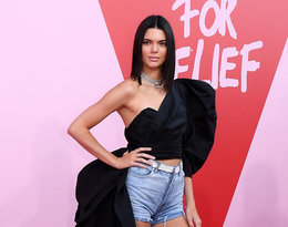 Kendall Jenner na imprezie Fashion for Relief w Cannes