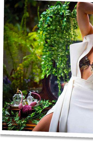 Kendall Jenner w najnowszej kampanii La Perla na jesień 2017