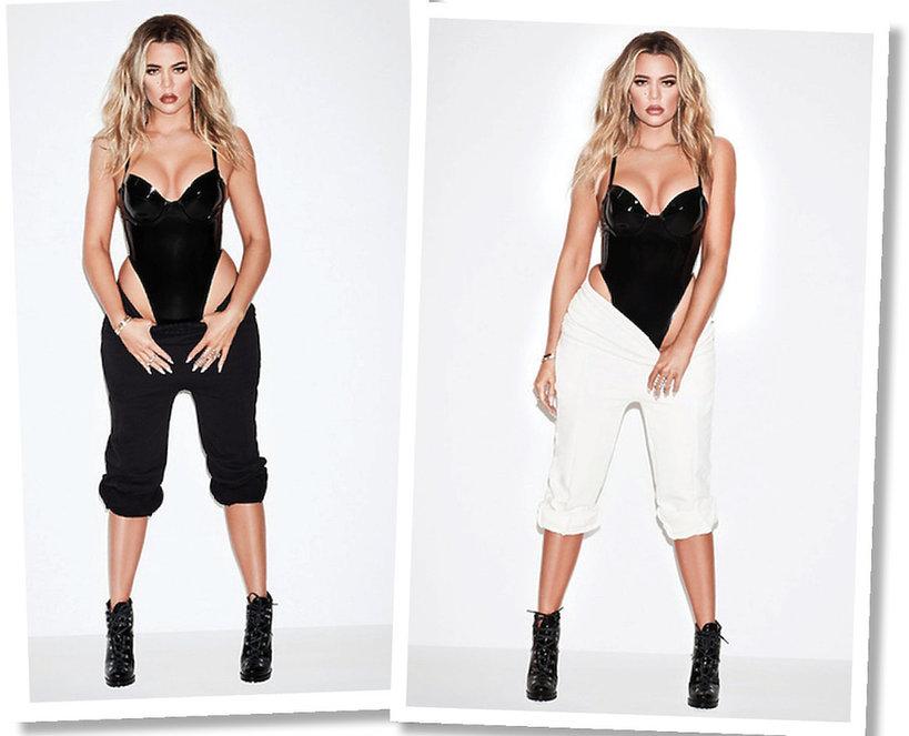 """Khloé Kardashian linia ubrań dresowych """"Good Sweats"""""""