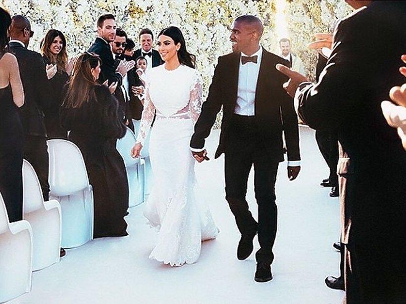 Kim Kardashian w kreacji Givenchy