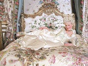 Kirsten Dunst w filmie Maria Antonina