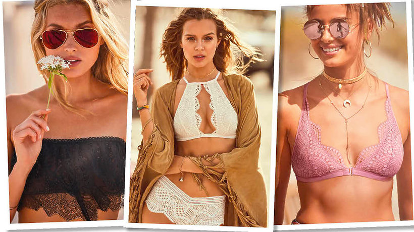 Kolekcja bielizny Victoria's Secret