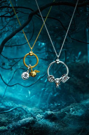 Kolekcja biżuterii Harry Potter x Pandora