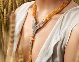 """Kolekcja biżuterii  """"Les Blés de Chanel"""""""