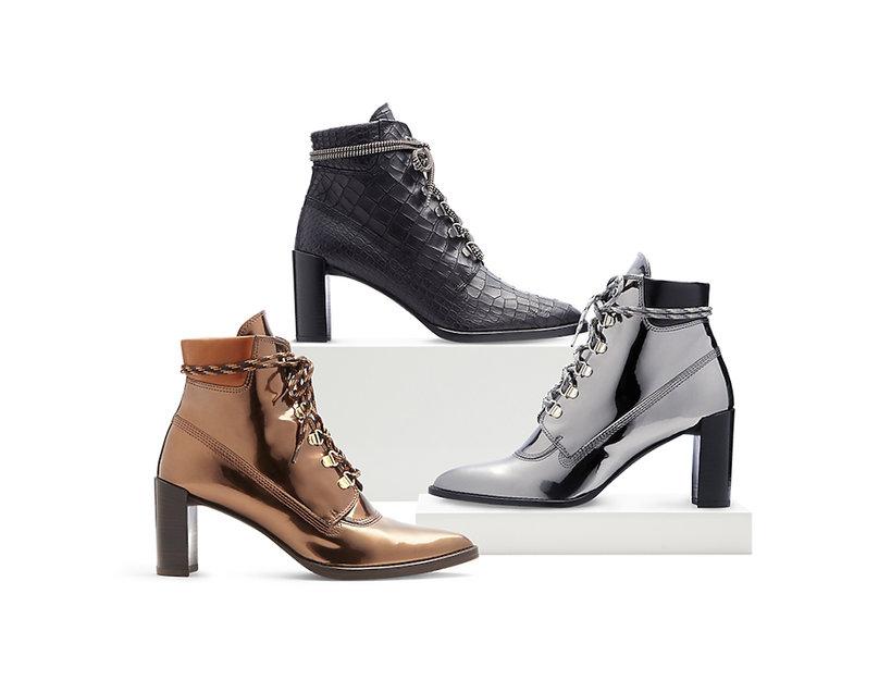 Kolekcja butów Gigi Hadid dla marki Stuart Weitzman Kolekcja butów Gigi Hadid dla marki Stuart Weitzman