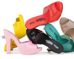 Kolekcja butów Jeremy'ego Scotta dla marki Melissa