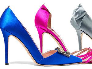 Kolekcja butów SJP zaprojektowana przez Sarah Jessica Parker na Net-a-Porter