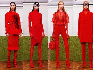 Kolekcja Givenchy na jesień/zimę 2017