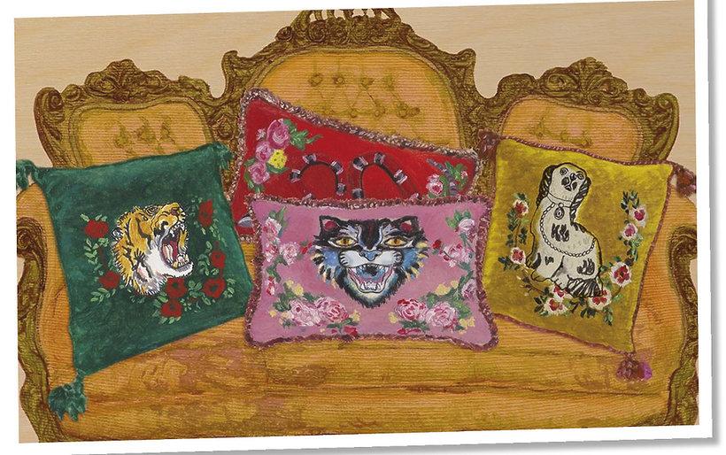 Kolekcja Gucci Home