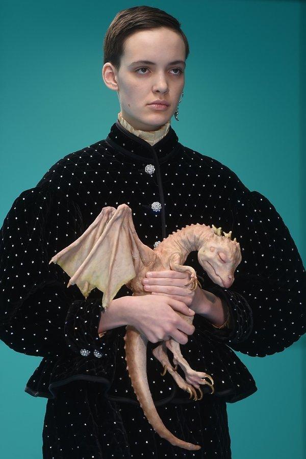 Kolekcja Gucci inspirowana serialem Gra o Tron