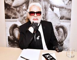 Karl Lagerfeld zaprosił do współpracy swą wieloletnią przyjaciółkę!