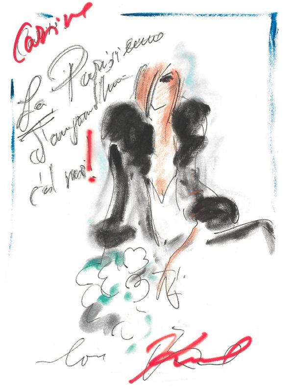 Kolekcja Kara Lagerfelda i Carine Roitfeld