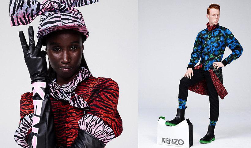 Kolekcja Kenzo x H&M