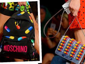 Kolekcja Moschino na wiosnę 2017