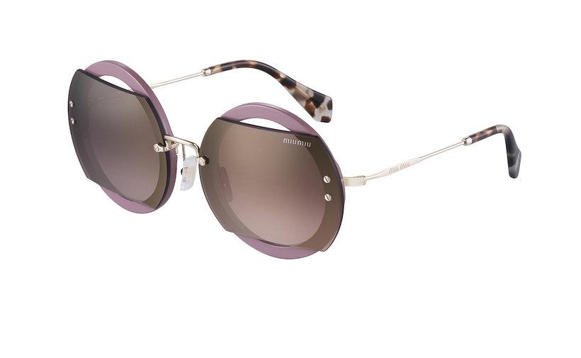 Kolekcja okularów Miu Miu na wiosnę i lato 2017