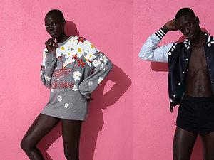 Kolekcja Pharella Williamsa dla Adidasa