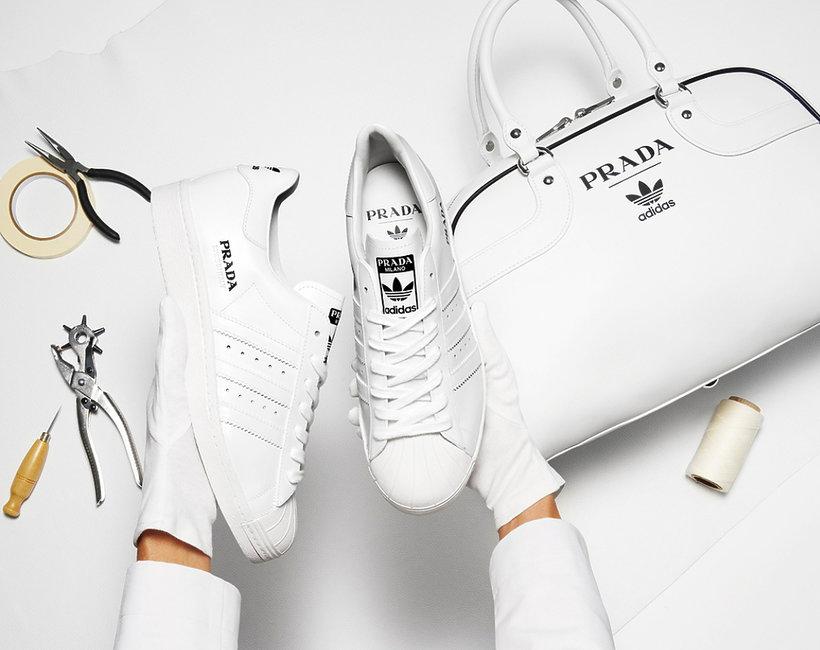 Kolekcja Prady i Adidasa