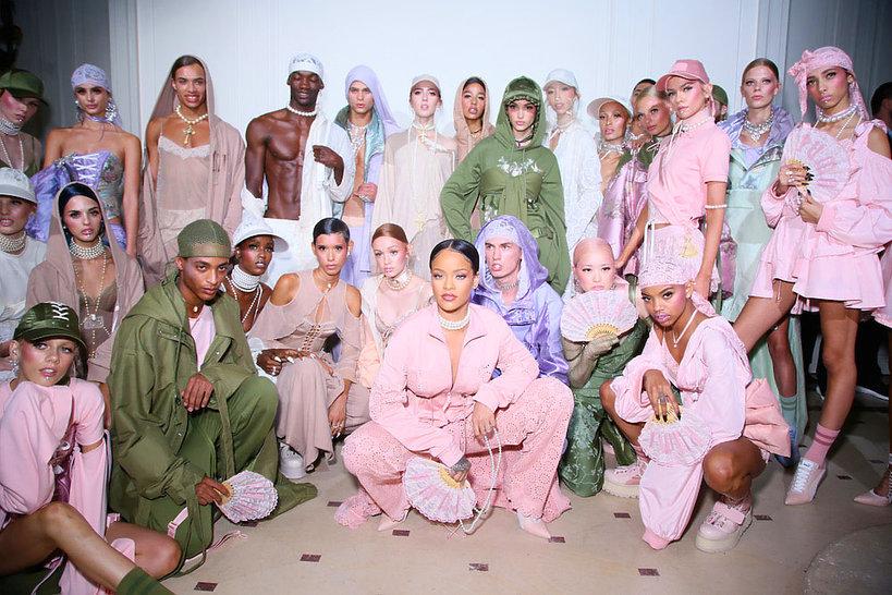 Kolekcja Rihanny dla Pumy na wiosnę 2017