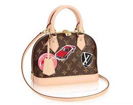 Kolekcja torebek Louis Vuitton o nazwie World Tour Collection