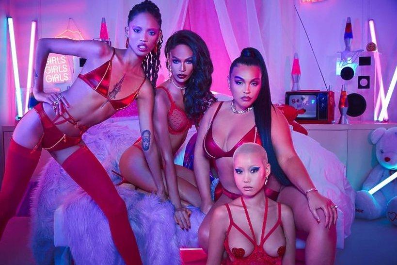 kolekcja walentynkowa marki Rihanny Savage X Fenty