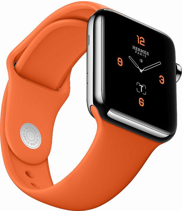 Kolekcja zegarków Hermèsa i Apple