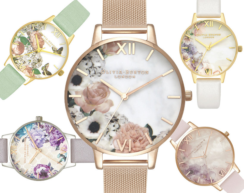 kolekcja zegarków Olivia Burton /butiki SWISS