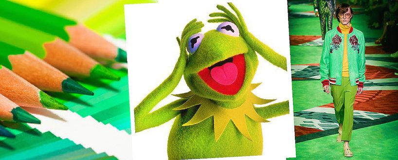 """kolorem roku 2017 będzie odcień zieleni o nazwie """"greenery"""""""