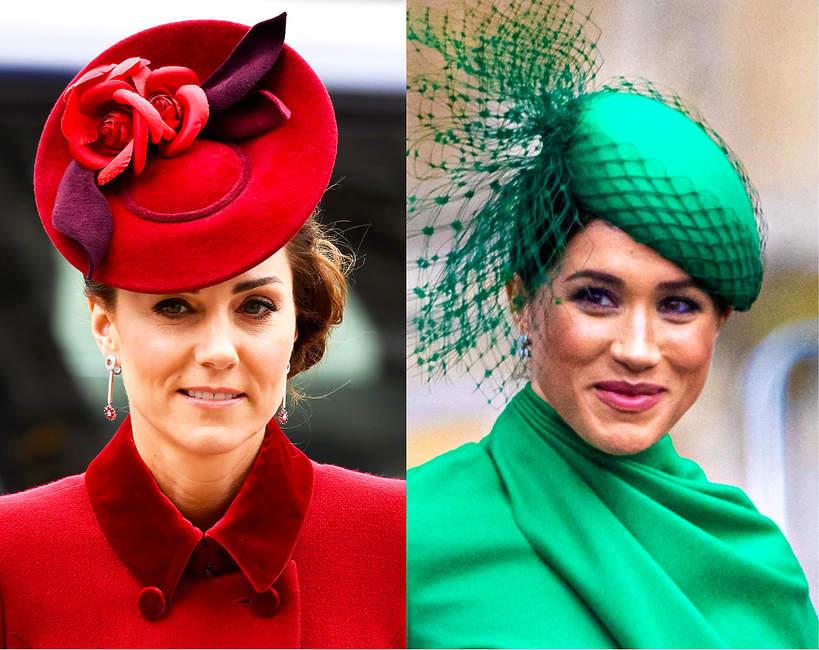 Koniec efektu Meghan. Księżna Kate bardziej wpływowa od księżnej Meghan