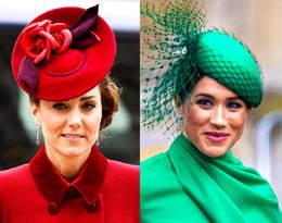 Księżna Kate bardziej wpływowa w świecie mody niż księżna Meghan?!