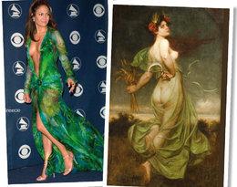 Konto na Twitterze, które uczy historii sztuki z pomocą zdjęć celebrytów