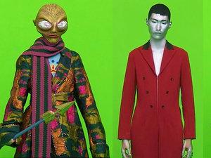 Kosmici w kampanii Gucci na jesień i zimę 2017