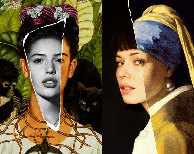 Koty 2 Photostorytellers projekt zatytułowany New Renaissance czyli Nowy Renesans