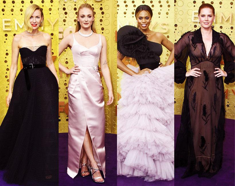 Kreacje gwiazd na Emmy Awards 2019