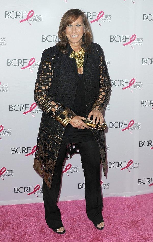 Królowa Nowego Jorku, projektantka Donna Karan w nowym numerze VIVA! MODA na jesień 2018