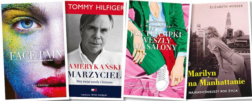 Książek o modzie, urodzie i stylu, które warto podarować na Mikołajki