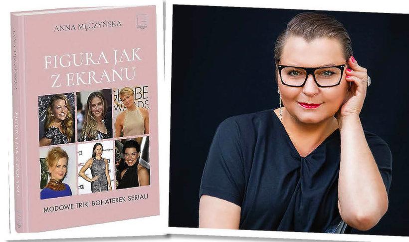 """Książka """"Figura jak z ekranu"""" Anna Męczyńska"""