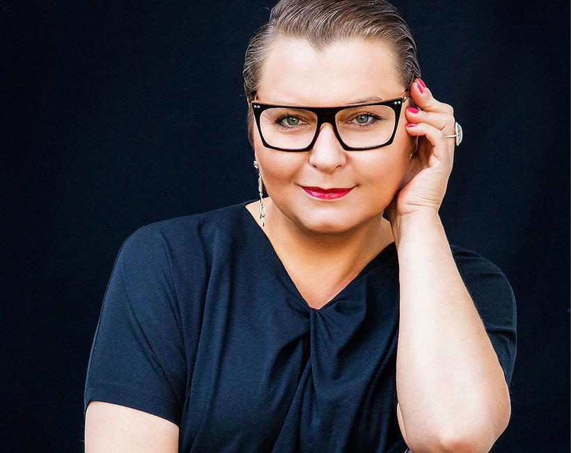 """Książka """"Figura jak z ekranu"""" Anny Męczyńskiej"""