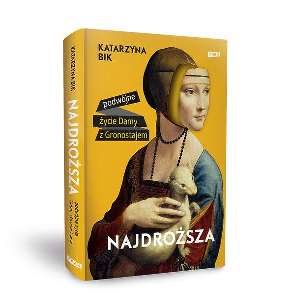 Książka Katarzyna Bik, Najdroższa. Podwójne życie