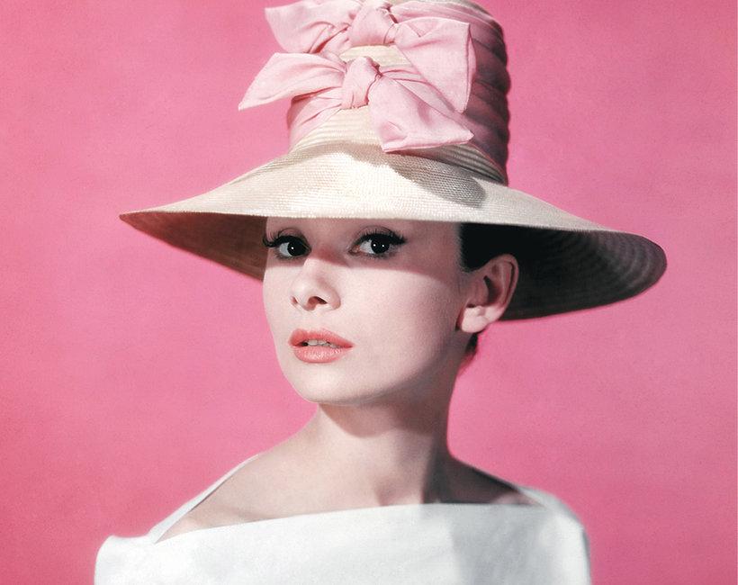 książka z nieznanymi zdjęciami Audrey Hepburn