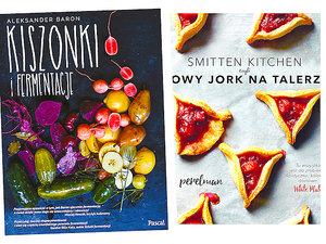 Książki kulinarne - prezenty na święta