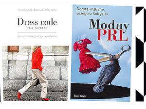 Książki o modzie na mikołajki